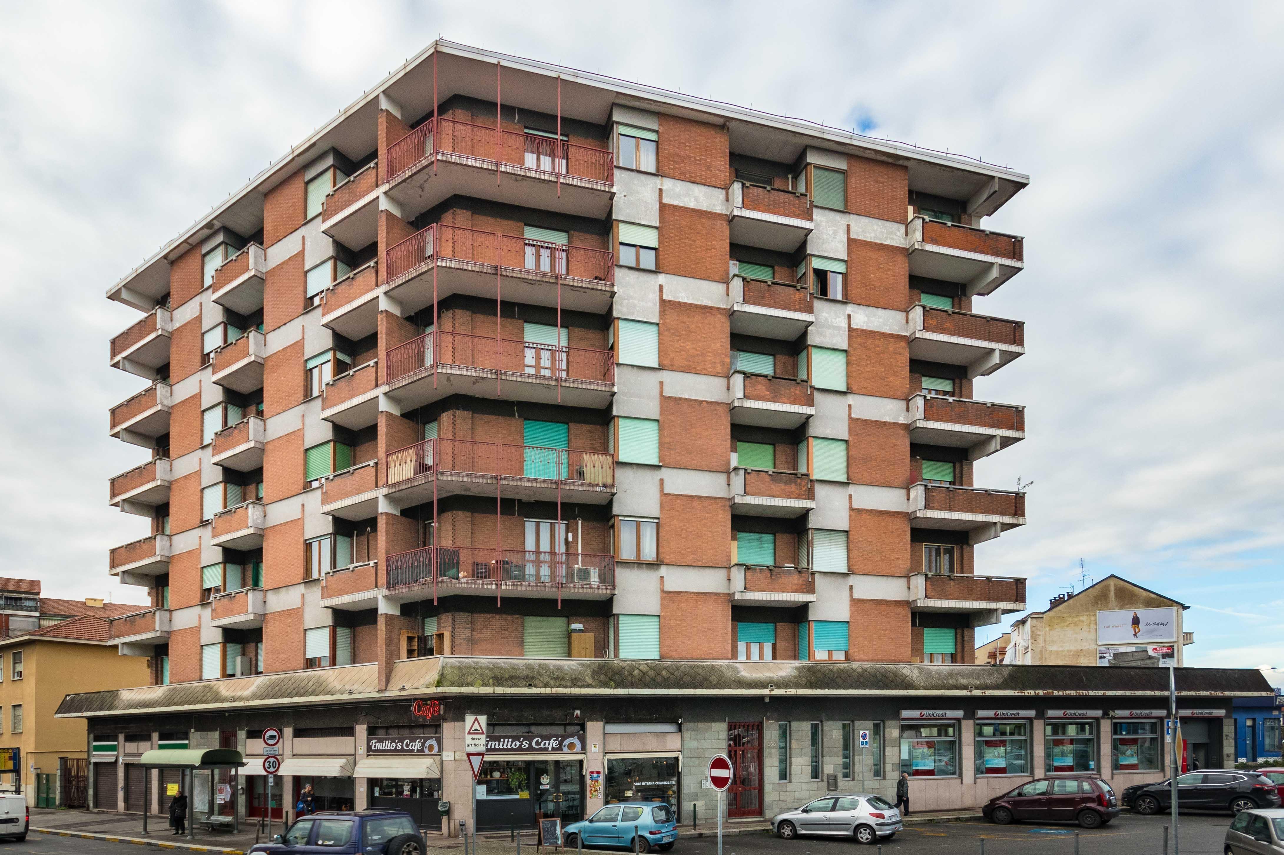 Trilocale corso Vercelli 388, Torino