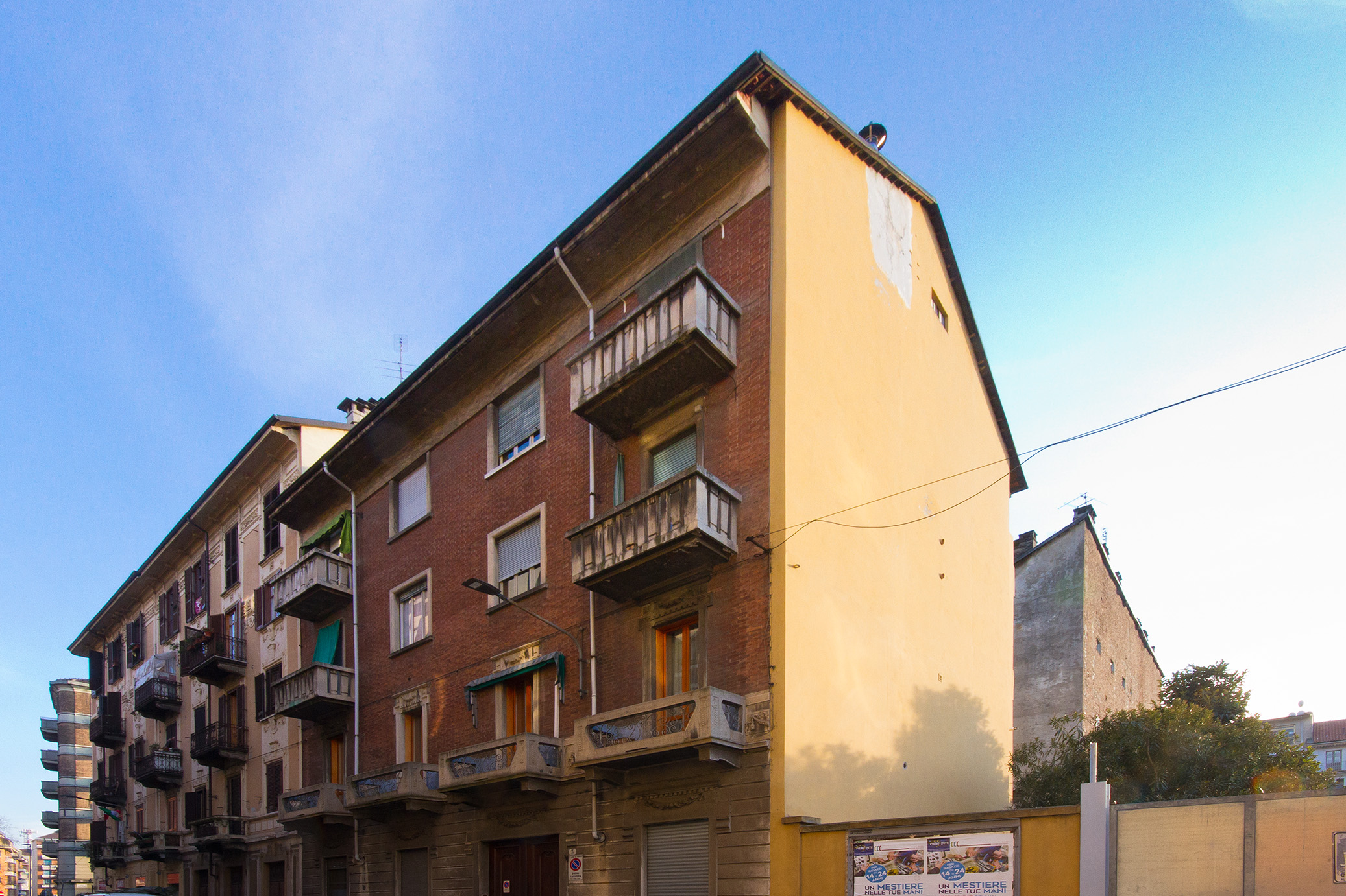 Trilocale via Pinerolo 3, Torino