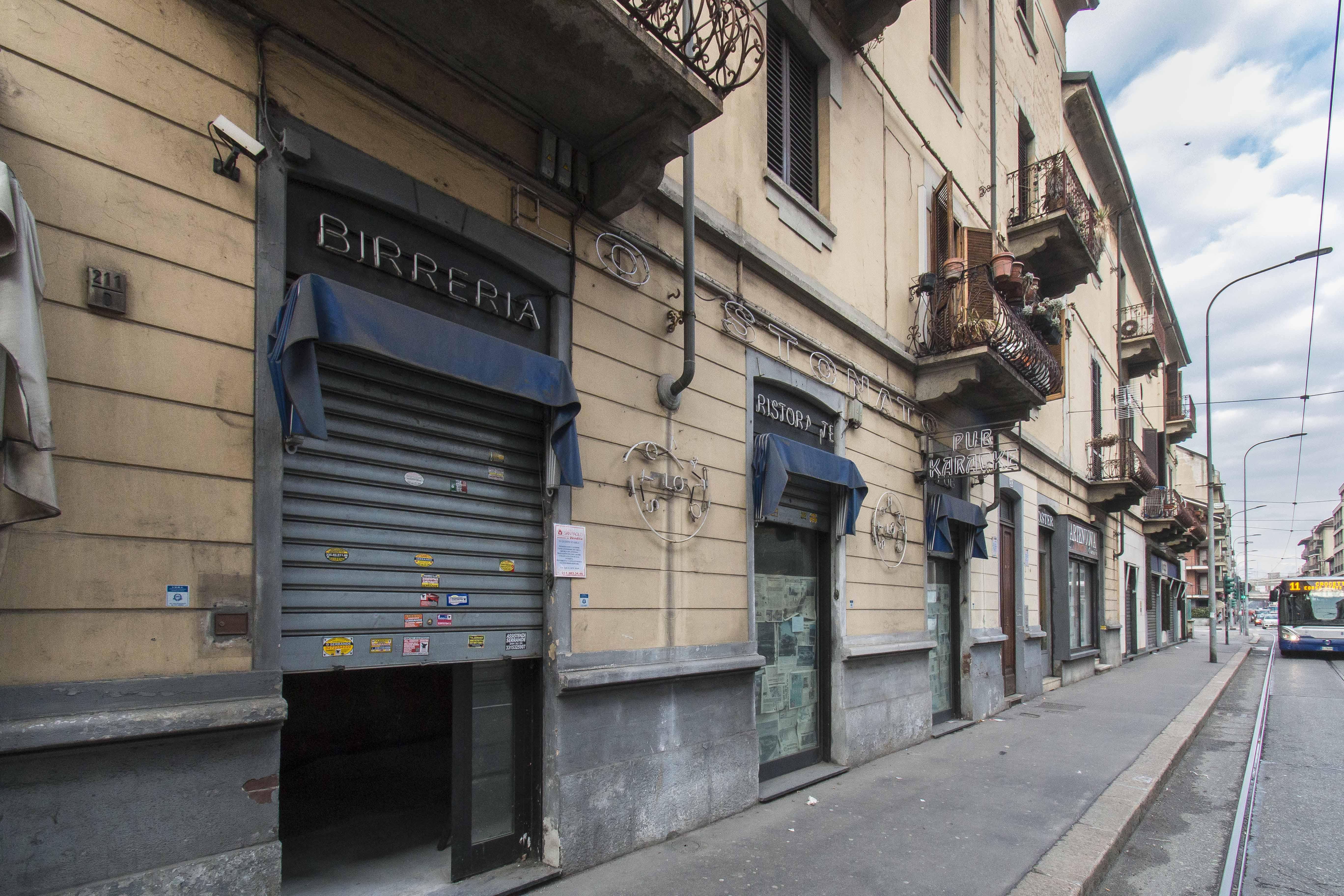 Negozio in Affitto in Via Stradella
