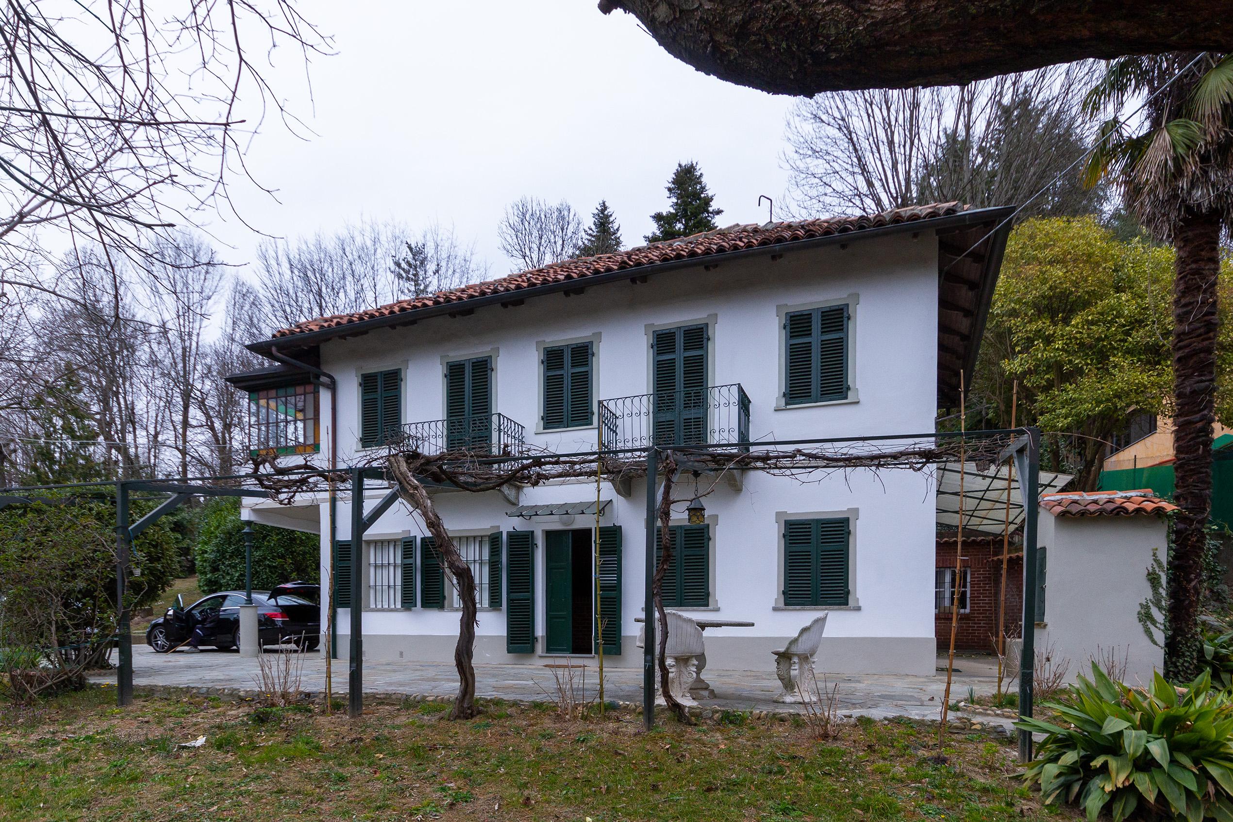 Villa unifamiliare Strada dei Ronchi 117, Torino