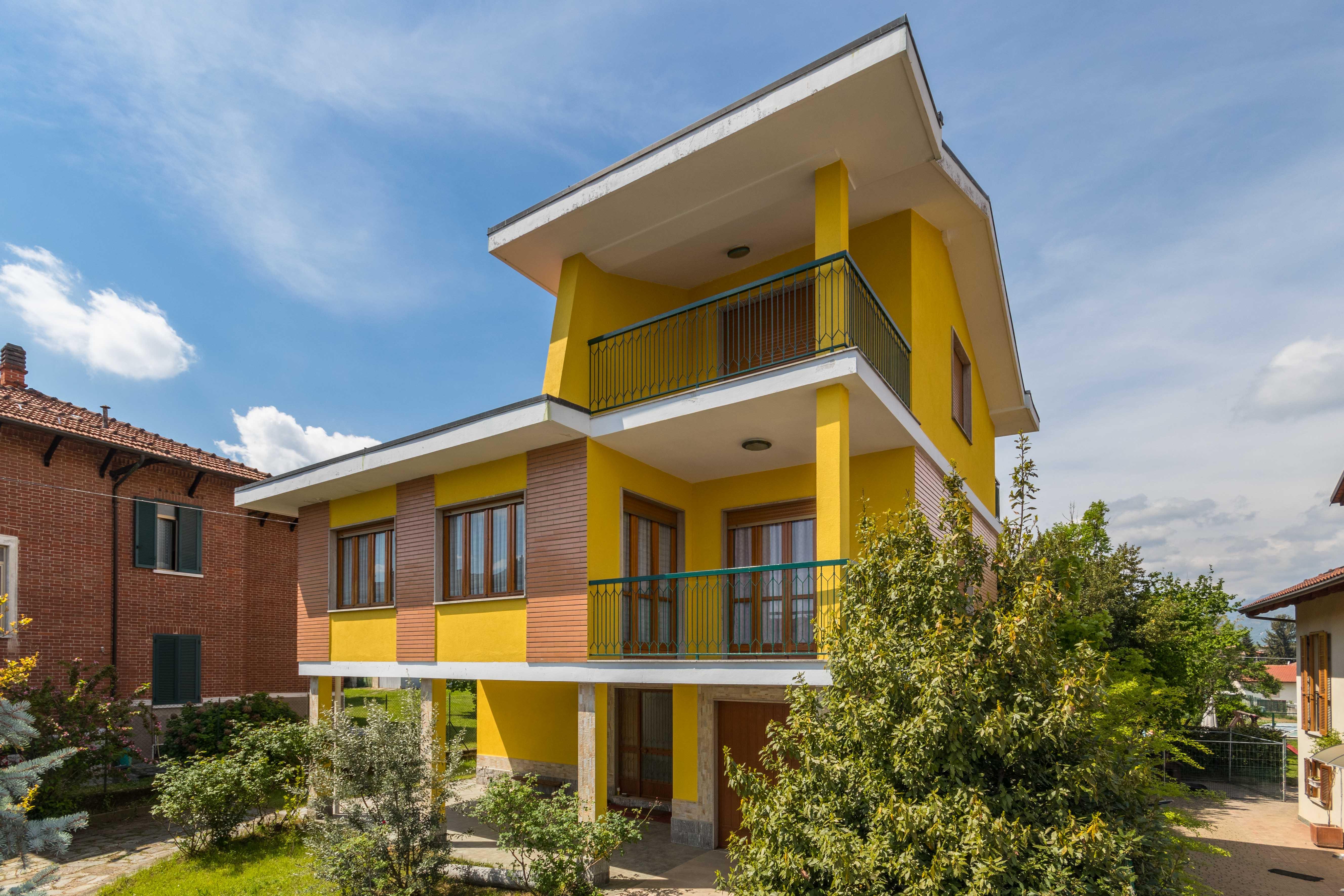 Villa bifamiliare via Reano 12, Buttigliera Alta
